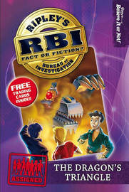 Ripley's Bureau of Investigation 2: Dragon's Triangle by Ripley's Believe It or Not! image