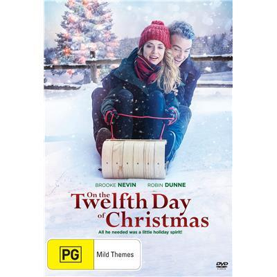On The Twelfth Day Of Christmas on DVD image