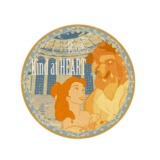 Disney: Travel Sticker - Beauty & the Beast #4