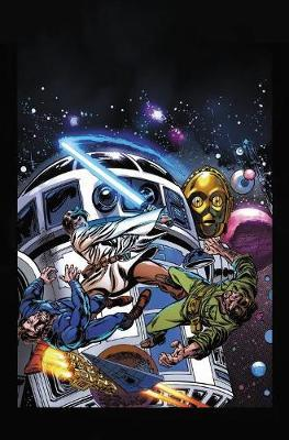 Star Wars: The Marvel UK Collection Omnibus by Archie Goodwin image