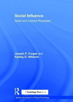 Social Influence by Joseph P Forgas