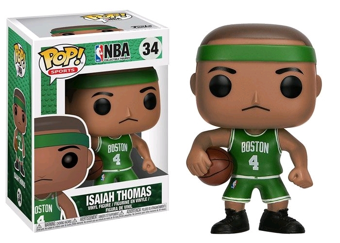 NBA - Isaiah Thomas Pop! Vinyl Figure image