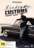 Kindig Customs - Season Three on DVD