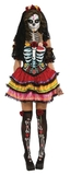 Day of the Dead Senorita Costume (Large)