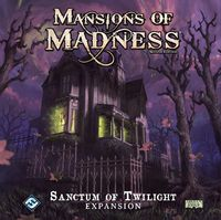 Mansions of Madness: Sanctum of Twilight - Expansion