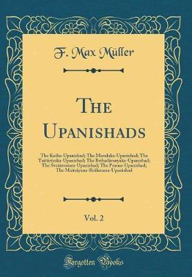 The Upanishads, Vol. 2 by F.Max Muller image