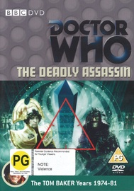 Doctor Who: Deadly Assassin on DVD