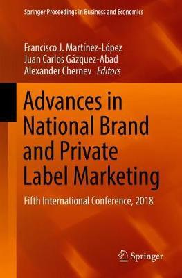Advances in National Brand and Private Label Marketing image