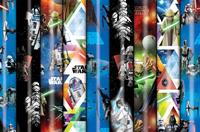 Tall Roll Wrap - Star Wars (3m)
