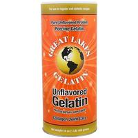 Great Lakes Gelatin Porcine Gelatin (454g)