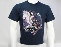 The Witcher 3: Unicorn Riders - Premium T-Shirt (Medium)