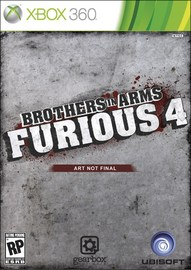 Brothers In Arms Furious 4 for Xbox 360 image