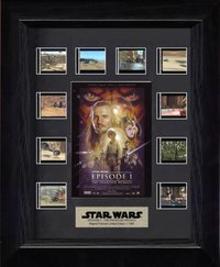 FilmCells: Mini-Montage Frame - Star Wars (The Phantom Menace) image