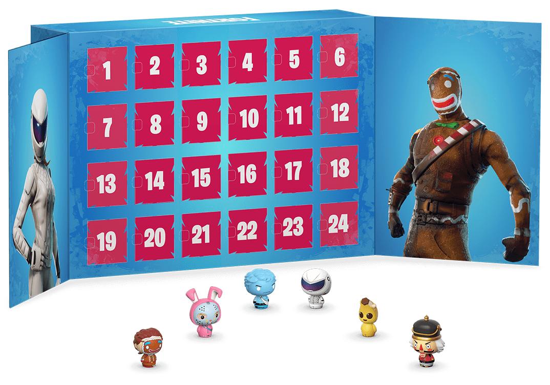 Fortnite - Pint Size Hero Advent Calendar (2019) image