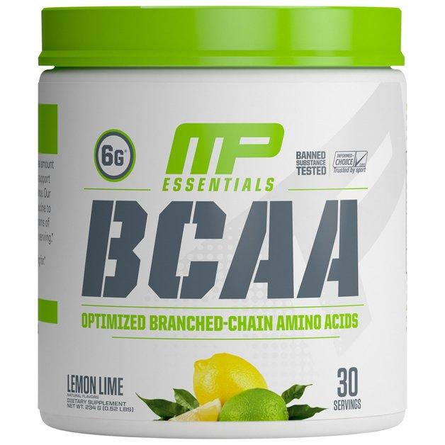 MusclePharm: Essentials BCAA - Lemon Lime (30 Serve)