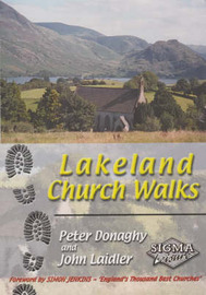 Lakeland Church Walks by Peter Donaghy image