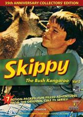Skippy The Bush Kangaroo - Vol. 2 on DVD
