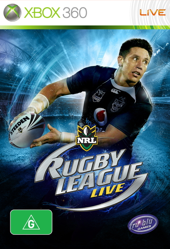 Rugby League Live for Xbox 360