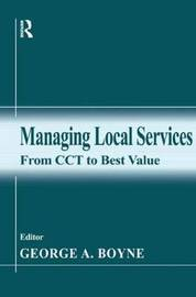 Managing Local Services image