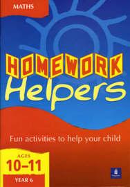 Longman Homework Handbooks: Mathematics 6, Key Stage 2 by Linda Terry image