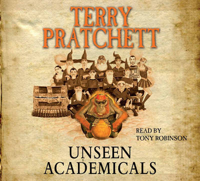 Unseen Academicals (Discworld - The Wizards) by Terry Pratchett