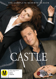 Castle - Season 7 DVD