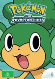 Pokemon B&W - Rival Destinies Season 15 (New Packaging) on DVD