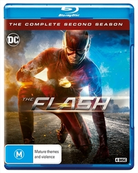 The Flash - The Complete Second Season on Blu-ray