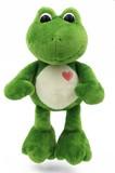 Nici: Frog Otto Plush - 25cm