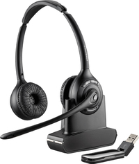 Plantronics Savi W420-M UC PC Headset System (Microsoft)