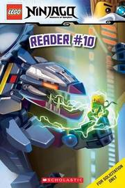 LEGO Ninjago: The Titanium Ninja (Reader #10) by Kate Howard