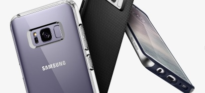 20% off - Samsung S8 Protection