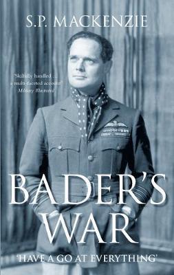Bader's War by S.P. Mackenzie image
