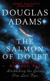 The Salmon of Doubt by Douglas Adams image
