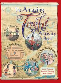 The Amazing Tashi Activity Book by Anna Fienberg