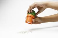 Qualy Tasty Cactus Salt or Pepper Grinder