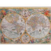 Ravensburger 1500pc Puzzle - Historical Map
