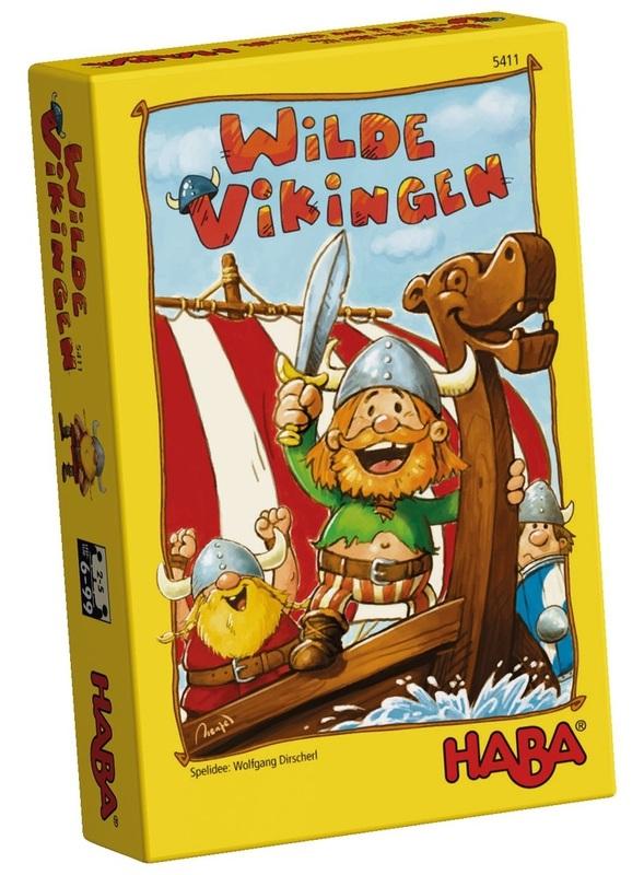 Wild Vikings - Children's Game