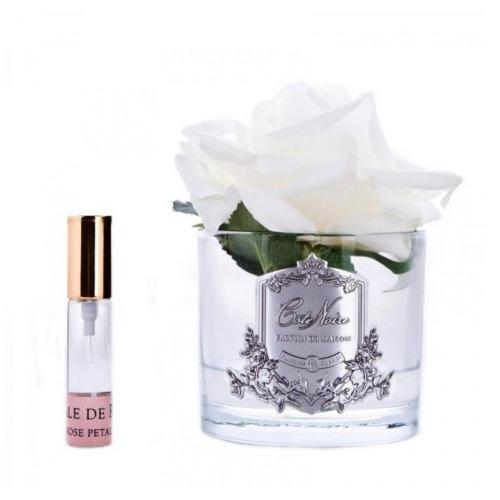Cote Noire: Rose Fragrance Diffuser - Ivory