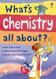 What's Chemistry All About? by Alex Frith image