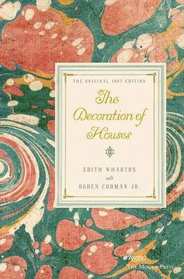 Decoration of Houses by Edith Wharton image