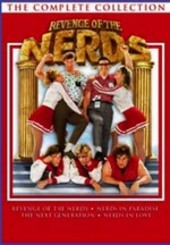 Revenge Of The Nerds - The Complete Collection (4 Disc Box Set) on DVD
