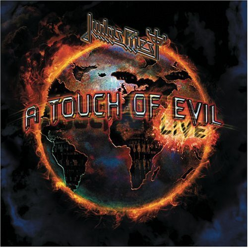 A Touch of Evil - Live by Judas Priest image