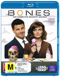 Bones - The Complete Seventh Season on Blu-ray