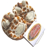 Diinglisar - Large Giraffe Slippers