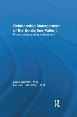 Relationship Management Of The Borderline Patient image