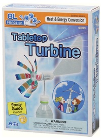 Artec Hands-on Lab - Tabletop Turbine