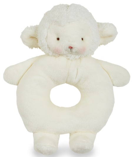 Ring Rattle - Kiddo Lamb image