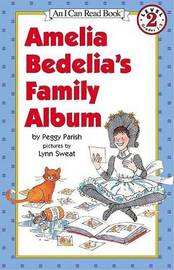 Amelia Bedelia's Family Album by Peggy Parish image