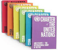 Charter of the United Nations and Statute of the International Court of Justice by United Nations.Department Of Public Information